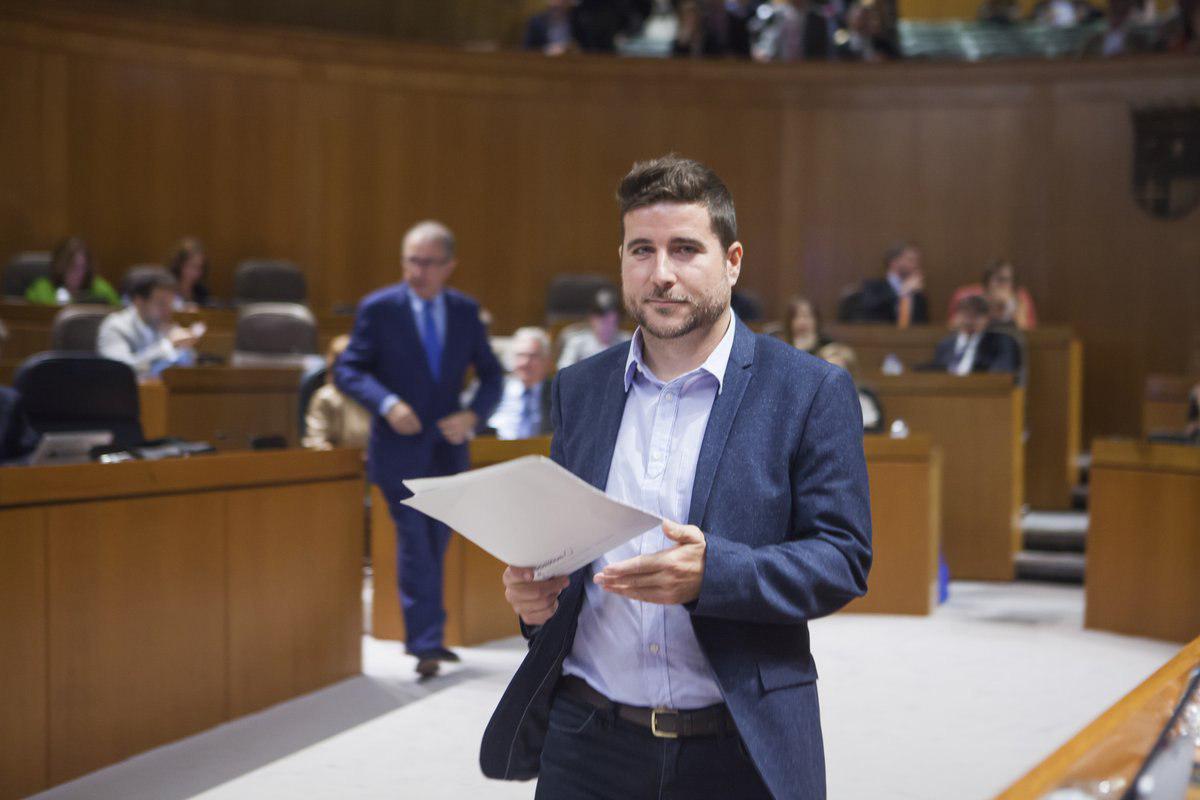 Es la hora de Aragón; Podemos propone medidas concretas para mejorar las vidas de los aragoneses