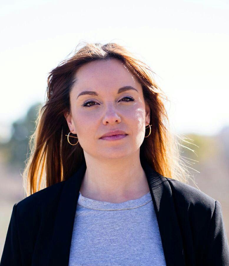Maru Díaz, nuestra candidata a la Presidencia de Aragón