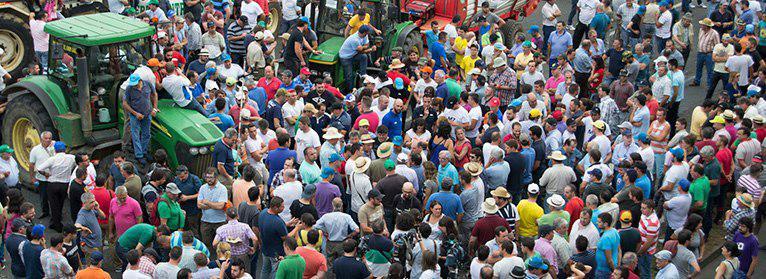 el futuro del medio rural en el centro del debate